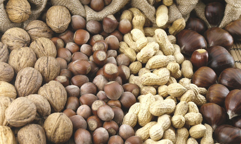 Product image for Fisher Nuts Store $5 OFF any purchase of $25 or more.