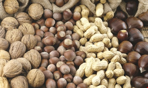 Product image for Fisher Nuts Store $10 off any purchase of $40 or more