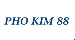 Pho Kim 88 logo