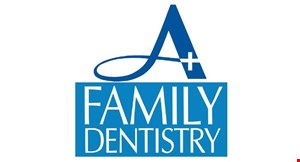Product image for A+ Family Dentistry $99 Dental Cleaning*