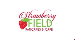 Strawberry Field Pancakes & Cafe logo
