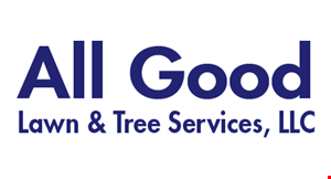 All Good Lawn & Tree Services, LLC logo