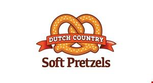 Dutch Country Soft Pretzels logo