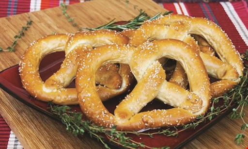Product image for Dutch Country Soft Pretzels $2 Off entire order of $10 or more