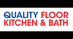Quality Floor Kitchen & Bath logo