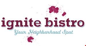Ignite Bistro logo