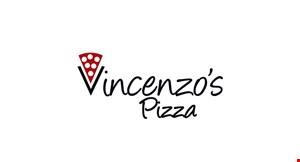 Vincenzo's Pizza logo