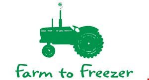 Farm to Freezer logo