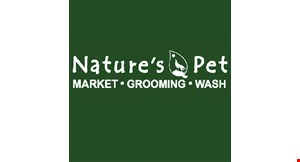 Nature's Pet logo