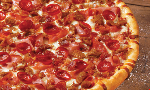 Product image for Vocelli Pizza WE'RE ALL IN THIS TOGETHER $20.20 2 large 2-topping pizzas