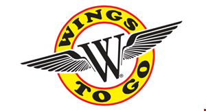 Wings To Go - East York logo