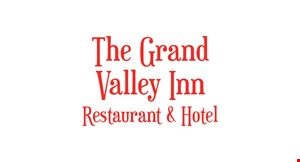 Product image for The Grand Valley Inn Restaurant & Hotel $15 For $30 Worth Of Casual Dining (Also Valid On Take-Out W/ Min. Purchase Of $45)
