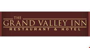 The Grand Valley Inn Restaurant & Hotel logo