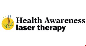 Health Awareness Laser Therapy logo