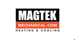 Product image for Magtek Mechanical $10 off fall furnace tune-up.
