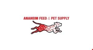 Anaheim Feed & Pet Supply logo