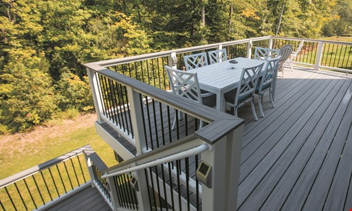 Product image for FLETCHER CONSTRUCTION 20% off new deck projects.
