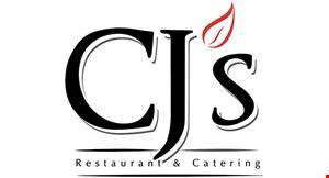 Cj's Restaurant & Catering logo