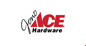 Product image for Jono Ace Hardware $75 loft or 6' workbench or free gift card