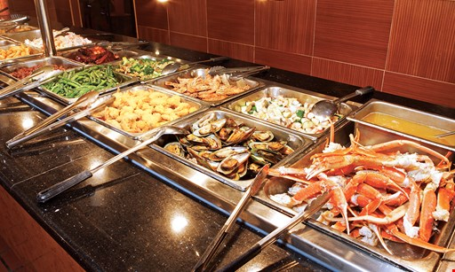 Product image for Luxe Buffet $4 OFF lunch buffet
