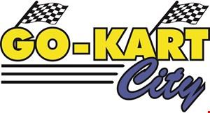 Go-Kart City logo