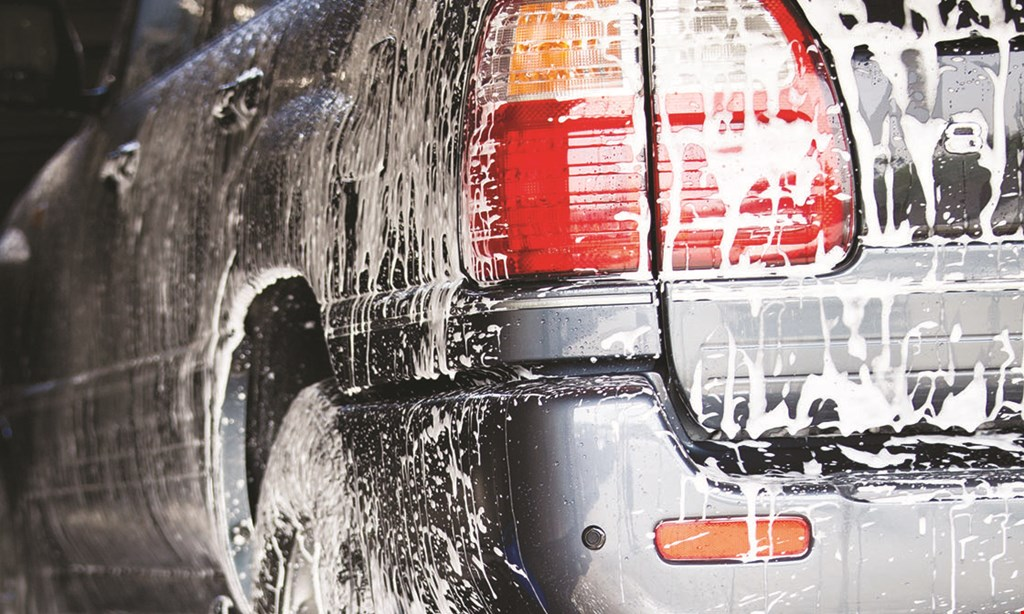 Product image for Finish Line Car Wash $5 Off Express Works Car Wash