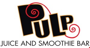 Pulp Juice and Smoothie Bar logo