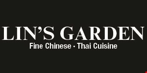 Lin's Garden logo