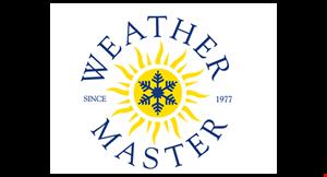 Weather Master Heating & Air logo