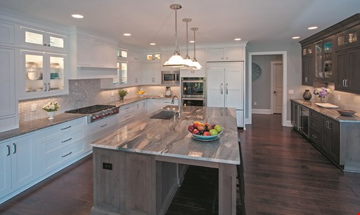 Product image for Cincinnati Kitchens $750 Off any complete kitchen or bath