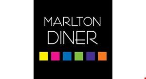 Marlton Diner logo
