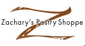 Zachary's Pastry Shoppe logo