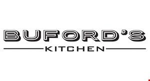 Buford's Kitchen logo