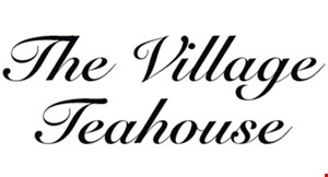 Product image for The Village Teahouse $5 Off any purchase of $20 or more. Thursday & Friday.