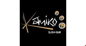 Kamiko Sushi Bar logo
