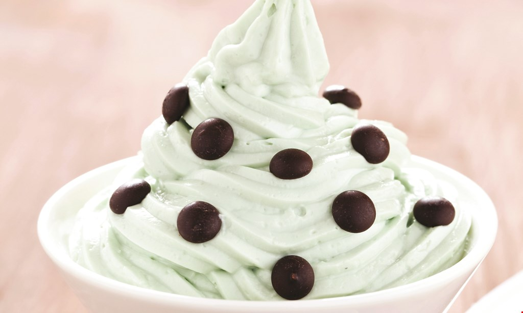 Product image for Yozen Frogurt 20% Off your entire purchase