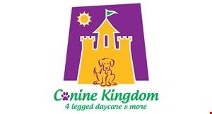 Canine Kingdom logo
