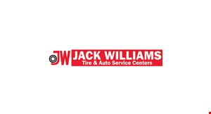 Product image for Jack Williams Tire & Auto Service Center $10 OFF All Oil Changes.