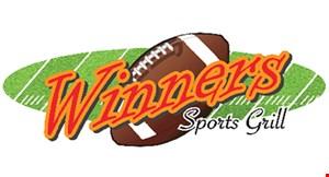 Winners Sports Grill logo