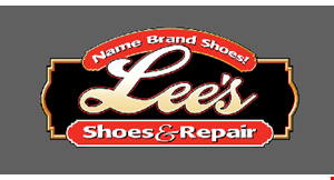 Lee's Shoes logo