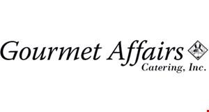 Gourmet Affairs Catering, Inc. logo