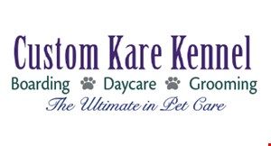 Custom Kare Kennel, Inc. logo