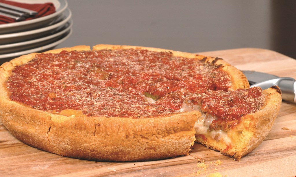 Product image for Old Town Pizza $3 OFF any x-large pizza. $2 OFF any medium pizza. $1 OFF any small pizza. .