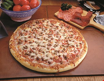 Product image for Papa's Pizza $5 off purchase