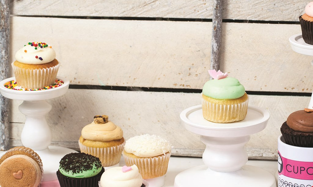 Product image for Lancaster Cupcake 20% off any purchase