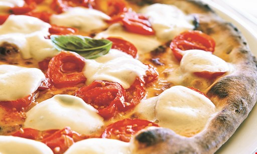 Product image for PANICO BRICK OVEN PIZZA $5 off any purchase of $25 or more. Dine in only