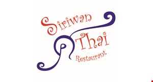 Product image for Siriwan Thai Restaurant 10% off total check