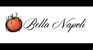 Bella Napoli Pizzeria and Restaurant logo