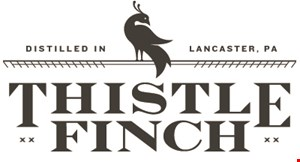 Thistle Finch Distillery logo
