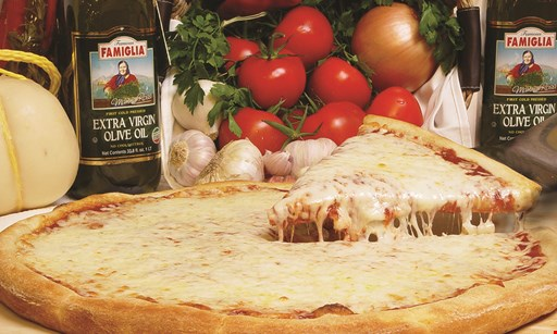 Product image for Famiglia Pizzeria 10% off any catering order of $100 or more